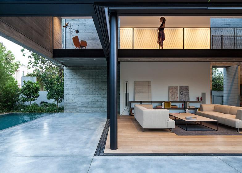 SB House by Pitsou Kedem