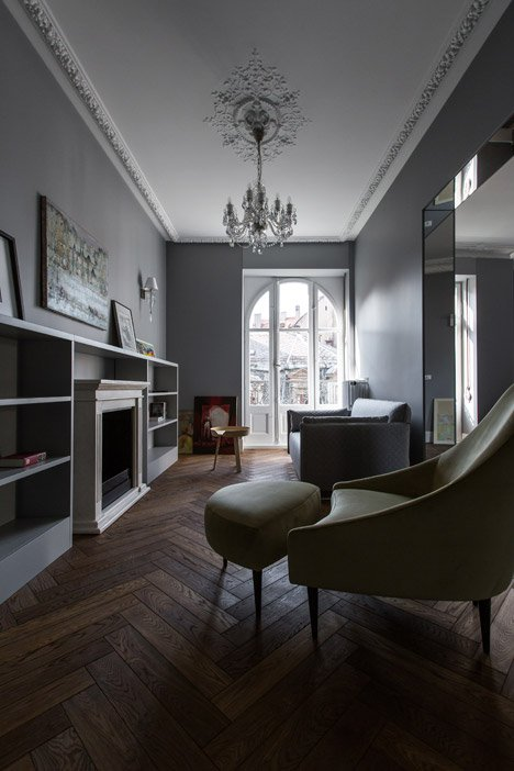 Strauss apartment by YCL