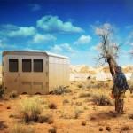 SURI modular housing system provides emergency shelter for refugees