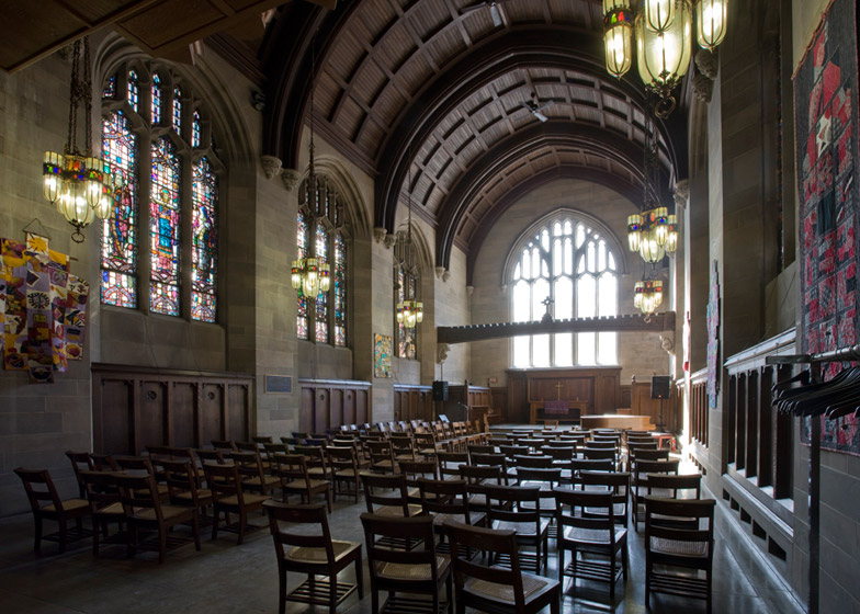 Saieh Hall, University of Chicago by Ann Beha