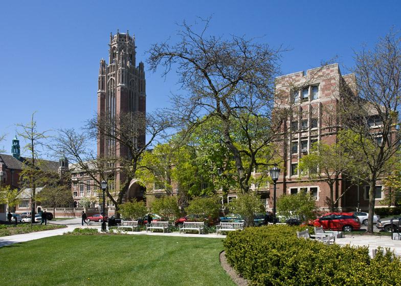 Saieh Hall, University of Chicago by Ann Beha
