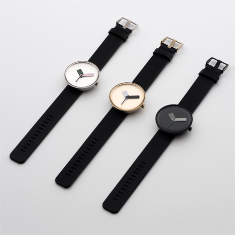 Samuel Wilkinson designs Mòltair watch for Nomad