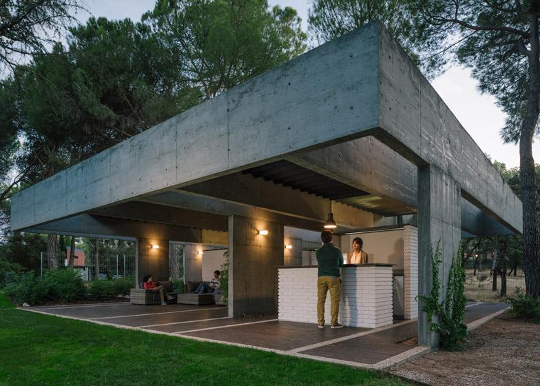 San Lucas Pavilion by FRPO