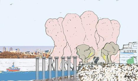 Scrotopolis by Huren Marsh