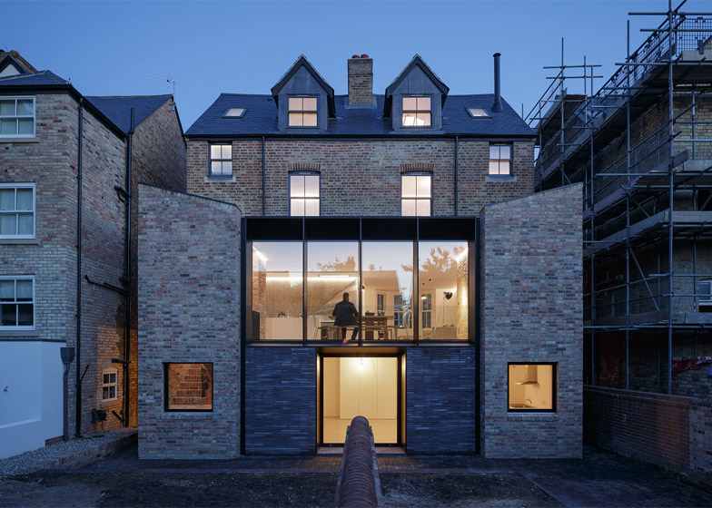 7 Of 7; Semi Detached House In Oxford By Delvendahl Martin Architects
