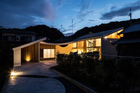 Shawl House by Y+M Design Office