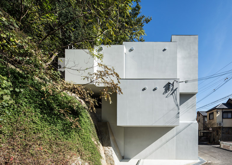 Slide House by Y+M Design Office