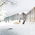 CEBRA wins international competition to design Smart School in Russia
