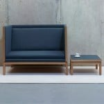 Michael Anastassiades launches first furniture piece at SCP's Sofa in Sight