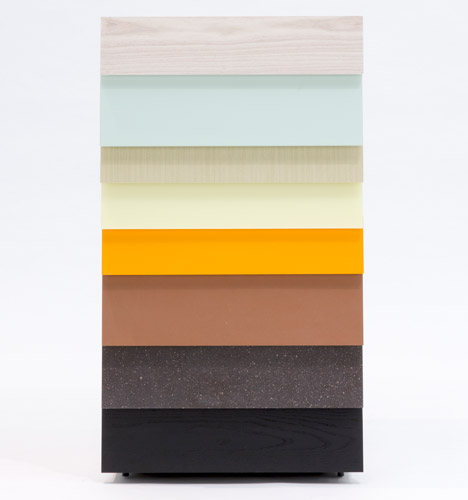 Stack Up by Raw Edges for Established & Sons