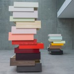 Raw Edges designs bespoke edition of Stack drawers for Established & Sons