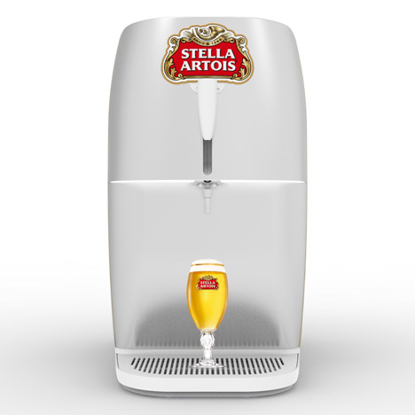 Stella Artois Nova by Marc Thorpe
