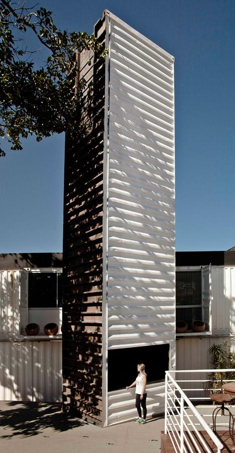 Superiscope by Pedro Barata e Arquitetos Associados