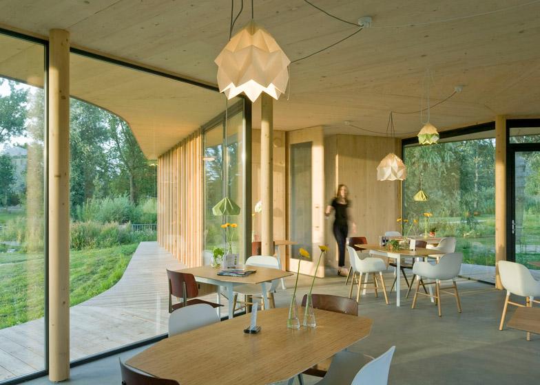Teahouse Leiden Noord by GAAGA