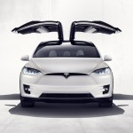 "Tesla's electric Model X is the ""safest SUV ever"" says Elon Musk"