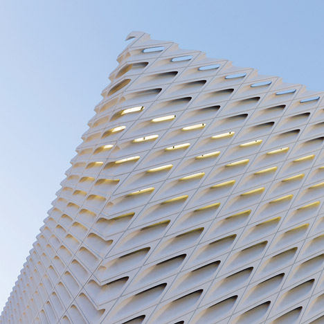 Diller Scofidio + Renfro releases first official photos of The Broad