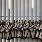 V&A visitors can borrow foam coats from The Cloakroom by Faye and Erica Toogood
