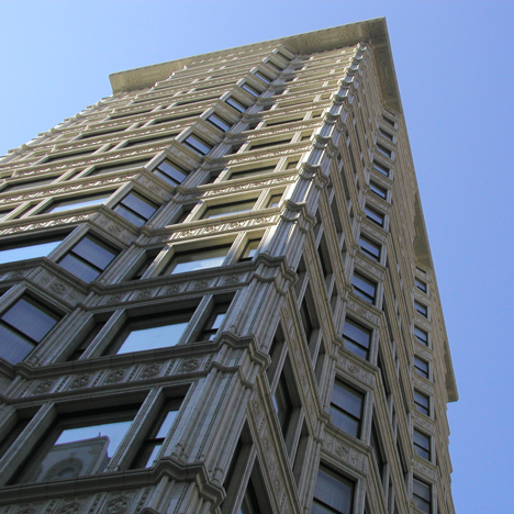The Reliance Building by Daniel Burnham, John Wellborn Root and Charles Atwood