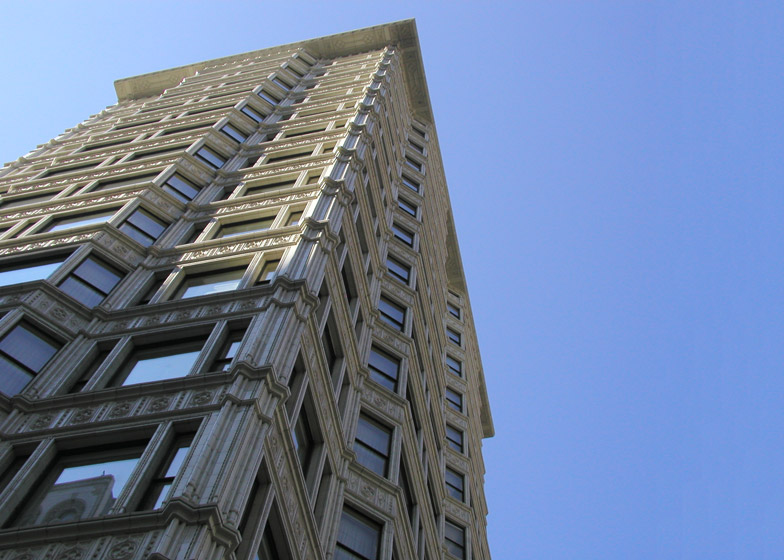 The Reliance Building by John Wellborn Root