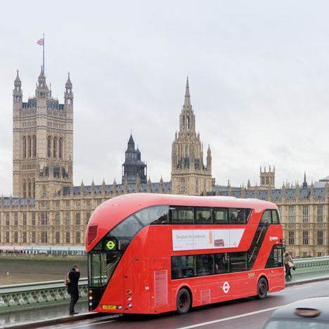 Thomas Heatherwick's London bus