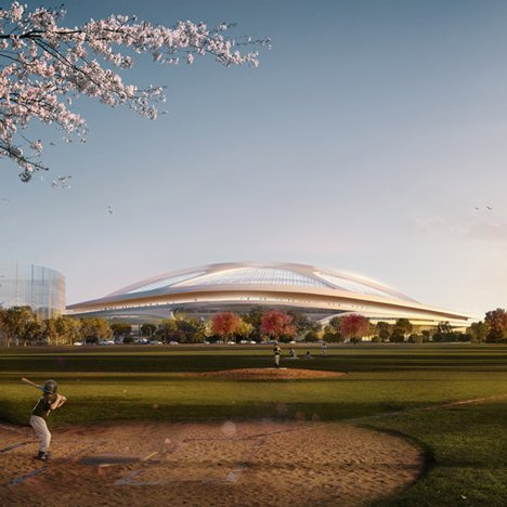 Zaha Hadid forced to throw in the towel over Tokyo Olympic stadium