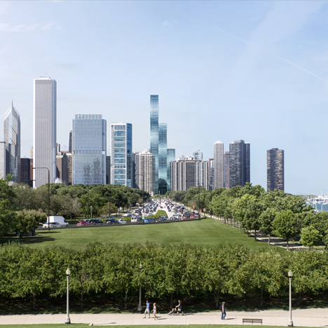 Chicago's Vista skyscraper by Jeanne Gang will be world's tallest building designed by a woman