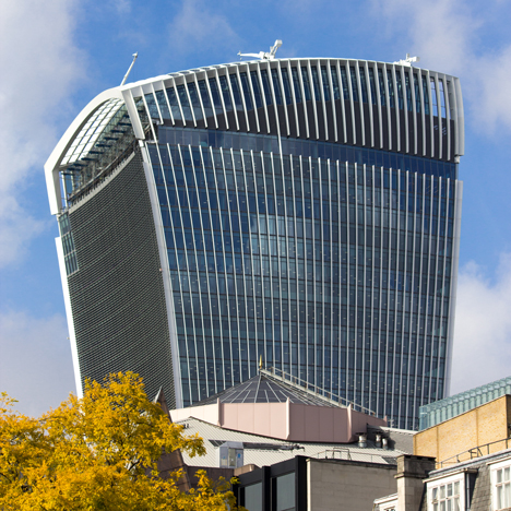 Walkie Talkie wins Carbuncle Cup 2015