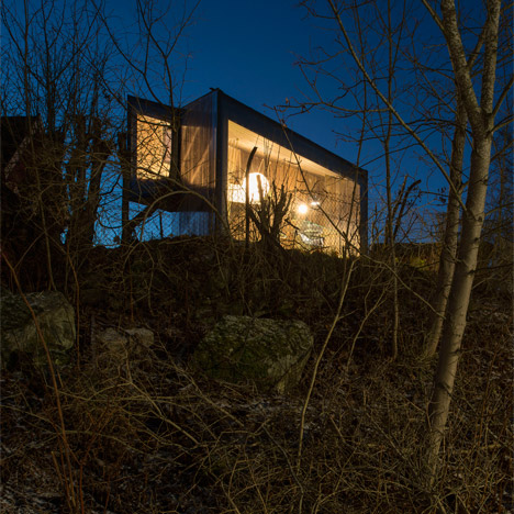 Writer's cottage by Jarmund/Vigsnæs Arkitekter