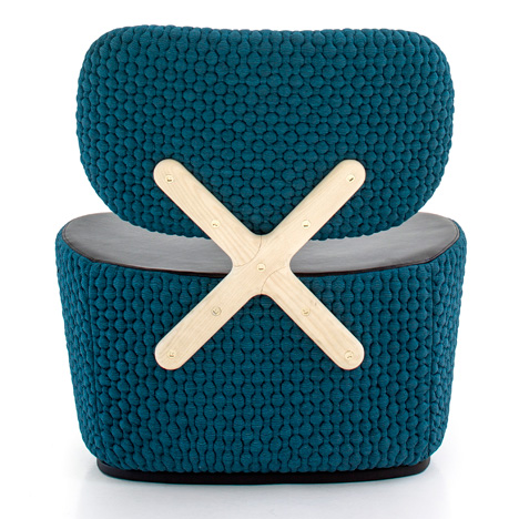 X-Chair by Richard Hutten for Moroso