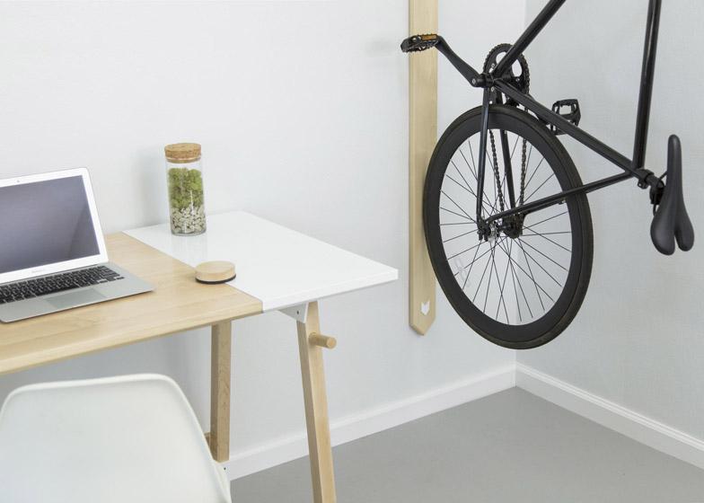 Artifox unveils flatpack wooden furniture
