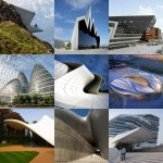 Explore Zaha Hadid's best-known projects on our updated Pinterest board