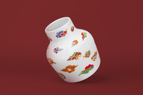 Vase by Pili Wu