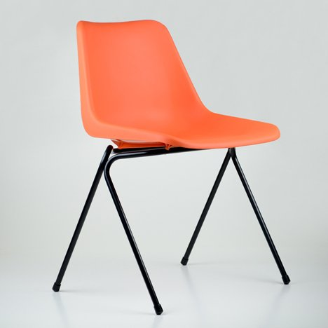 Robin Day polypropylene chair