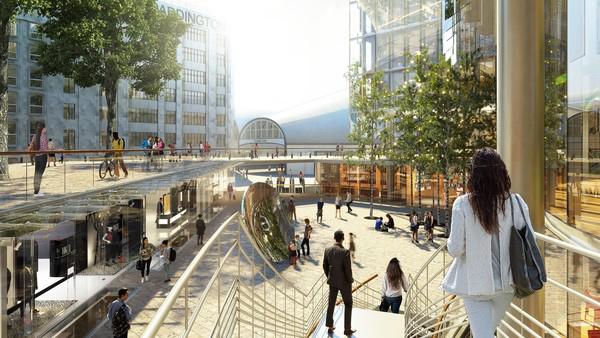 Renzo Piano draws up designs for his next London skyscraper