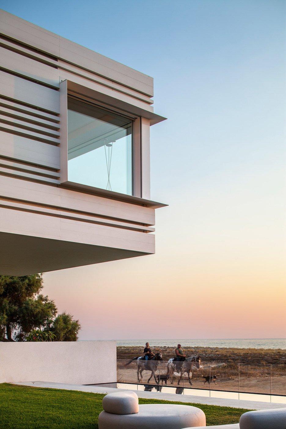A House By The Sea by Pitsou Kedem