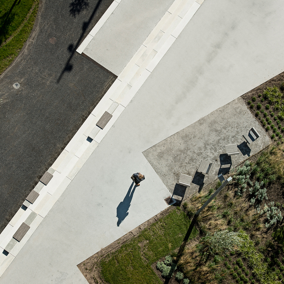CF Møller creates dune-inspired promenade and landscaping on Aalborg waterfront