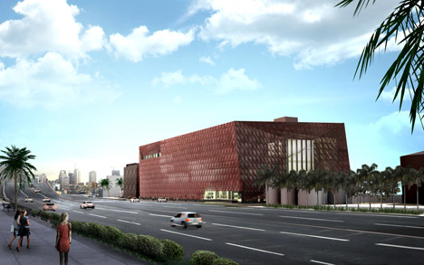 Aishti Centre by David Adjaye
