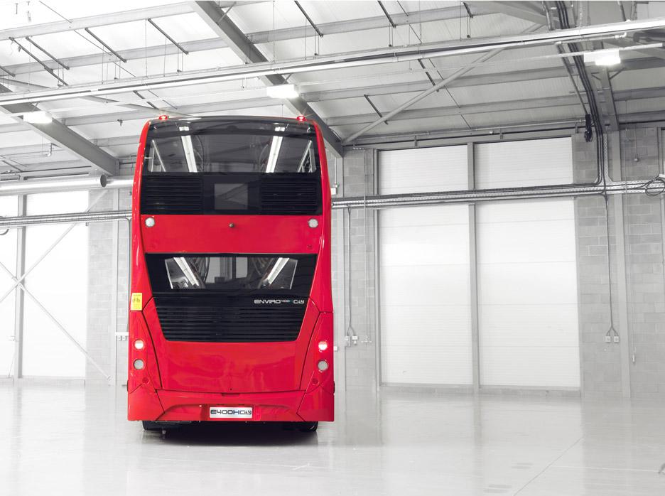 Enviro400H City Bus by Alexander Dennis Limited