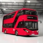 "Heatherwick welcomes new London bus inspired by his design as ""back-to-front"" compliment"