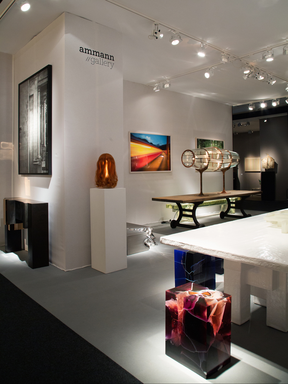 Gallery Ammann's stand at PAD London