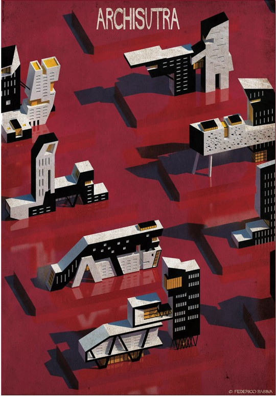 Archisutra by Federico Babina