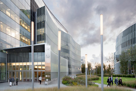 CUNY Advanced Science and Research Center by KPF