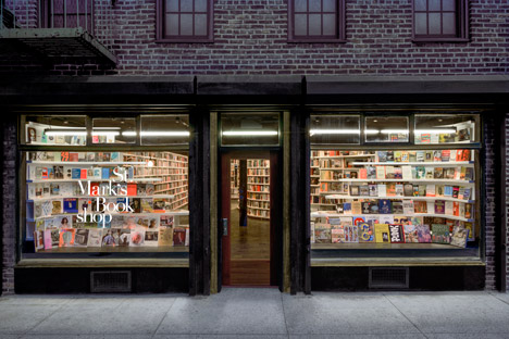 St Mark's Bookshop by Clouds Architecture Office