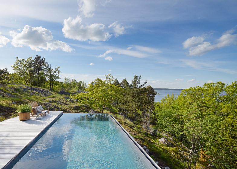 Aspvik House by Andreas Martin Lof Architects