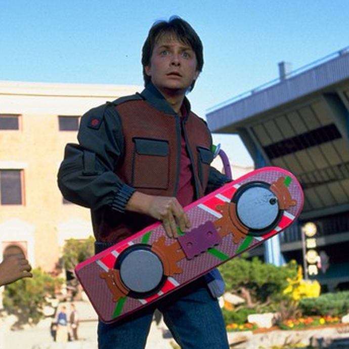 Back to the Future &quotbrought the future closer&quot say designers
