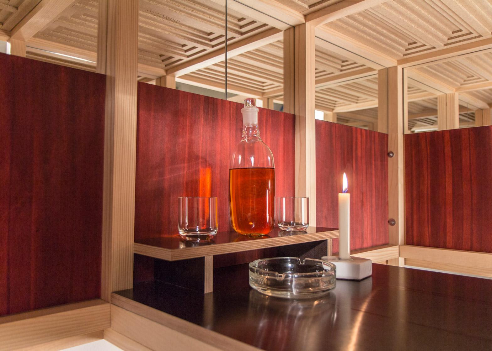 Bar Non-Lieu by Breaded Escalope at Vienna Design Week 2015