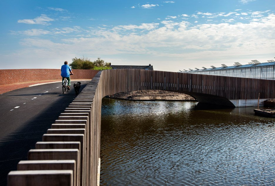 Bat friendly bridge by NEXT Architec