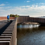 NEXT Architects completes bat-friendly bridge in the Netherlands