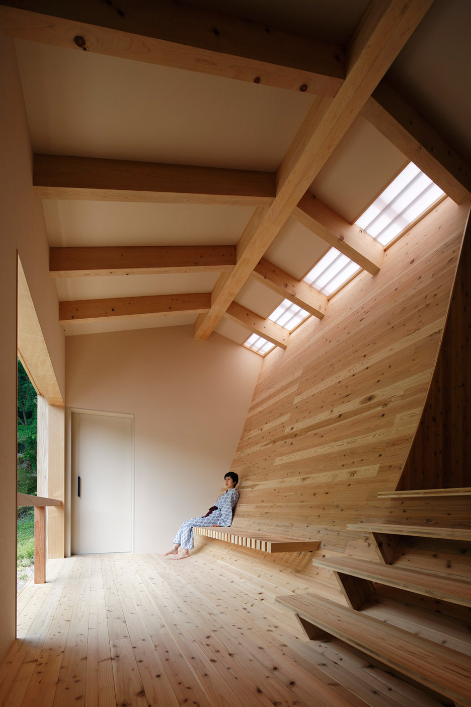Bath House Maruhon by Kubo Tsushima Architects
