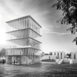 "Staab Architekten chosen to extend Berlin's Bauhaus-Archiv with ""almost frail"" design"
